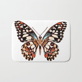 Butterfy Wild Bath Mat