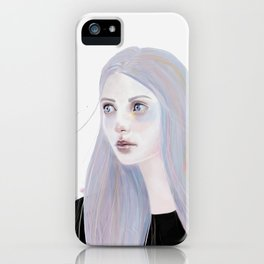 Shades of dreams iPhone Case