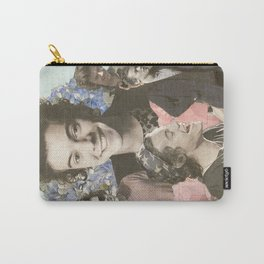 Harry Styles + Flowers Carry-All Pouch