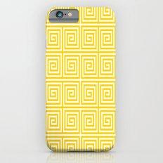 Acropolis 1 Yellow iPhone 6 Slim Case