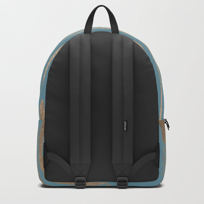 Bamboo Bronze Gold 2 Backpack