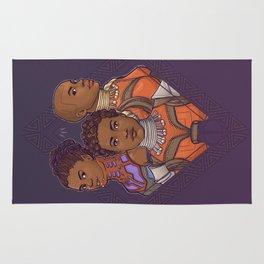 Wakanda Women Rug