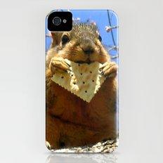 Squirrel Slim Case iPhone (4, 4s)