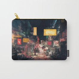 The Closing Hours Carry-All Pouch