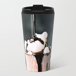 hot chocolate #society6 #decor #buyart Travel Mug