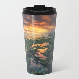 Adraga on the rocks Travel Mug