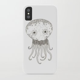 Cracked Octopus iPhone Case