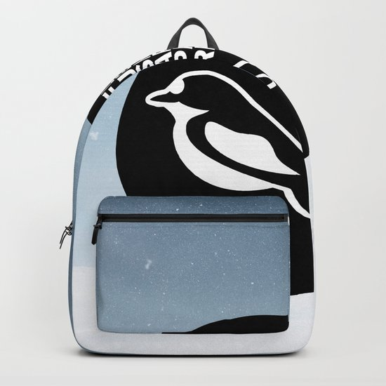 Flugsnappare Backpack