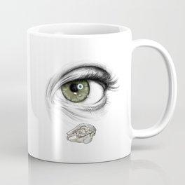 Rabbit Eye Coffee Mug