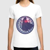 darth vader T-shirts featuring Darth Vader  by NicoleGrahamART
