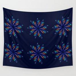 Power Rosette Wall Tapestry