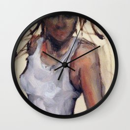 The Lurk Wall Clock