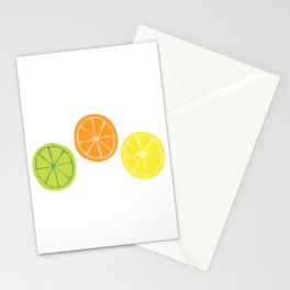 You Can't Citrus Us Stationery Cards