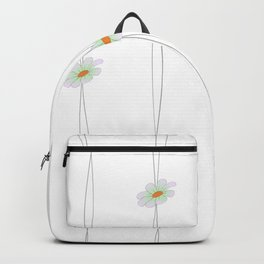 Simple Daisy String Backpack
