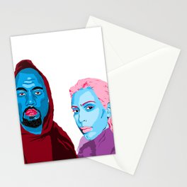 Keepin' up Stationery Cards
