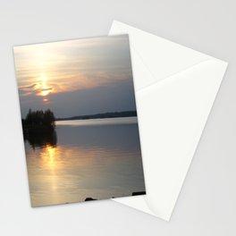 Sunset, Lough Derg - Ireland Stationery Cards