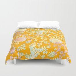 Traditionally Chinese ornament 002 Duvet Cover
