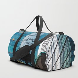 Milk Bottle on Roof Duffle Bag