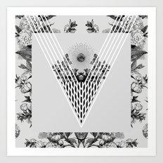 VVVV Art Print