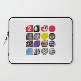 Cold Comfort Collage — The Streets Laptop Sleeve