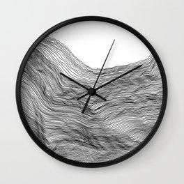 Linea 2 Wall Clock
