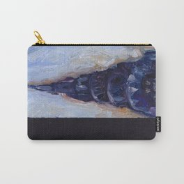 Subway Card Chrysler Building No. 9 Carry-All Pouch