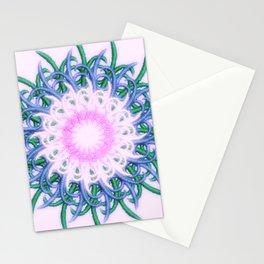 Mandala #108, Harmony in Pink Stationery Cards