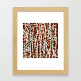 Raster 1 Framed Art Print