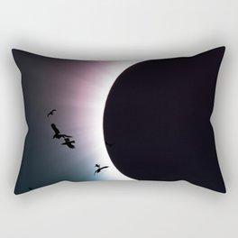 Solar Dance Rectangular Pillow