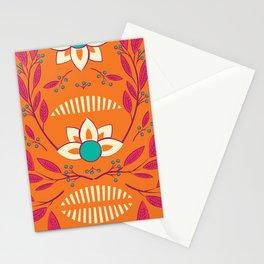 Flora Vibrant 003 Stationery Cards
