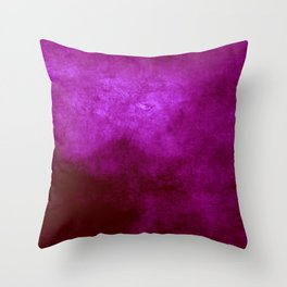 Abstract Cave IX Throw Pillow