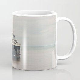 Cromer pier photograph Coffee Mug