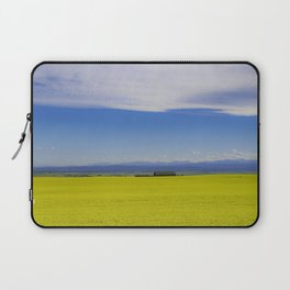 Canola Landscape Laptop Sleeve