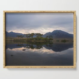 Derryclare Lough Serving Tray