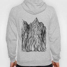 'Mountain Lines' Hoody