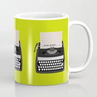 the perks of being a wallflower Mugs featuring the perks of being wallflower by Live It Up