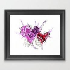 Love Letter 2 Framed Art Print