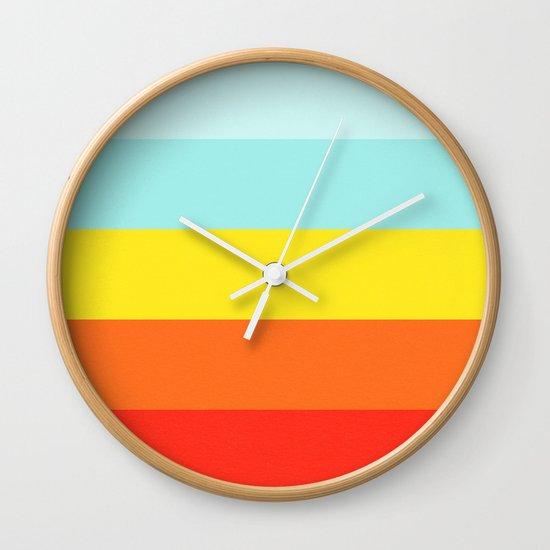 mindscape 5 Wall Clock