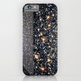 Hubble Space Telescope - Stellar sorting in globular cluster 47 Tucanae (2006) iPhone Case
