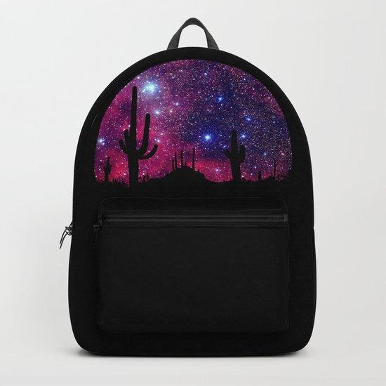 Noche caliente Backpack