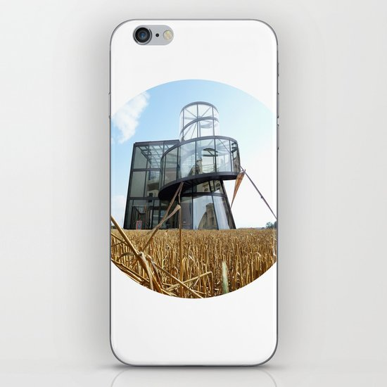 Surreal CityLand Collage 6 iPhone & iPod Skin