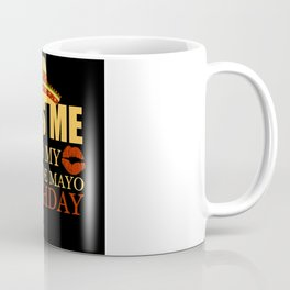 Mexico May Cinco De Mayo Sombrero Coffee Mug