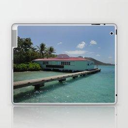 Pusser's Marina Cay, British Virgin Islands Laptop & iPad Skin
