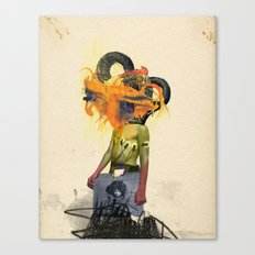 Mingadigm | See Me Canvas Print