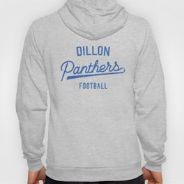 Dillon Panthers Football - Blue Hoody