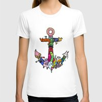 anchor T-shirts featuring anchor by ybalasiano