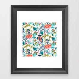 Swingin Framed Art Print