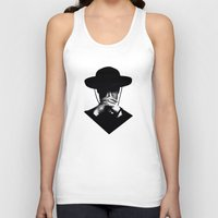 photograph Tank Tops featuring Photograph 4 by Mauricio De Fex