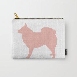 Icelandic sheepdog wall art print nursery Carry-All Pouch