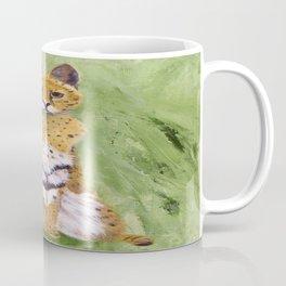 Serval Cat Coffee Mug